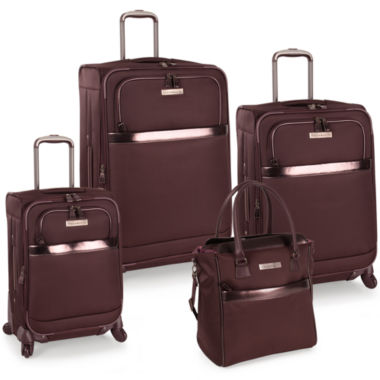 Liz Claiborne Bel Air Spinner Luggage Collection