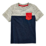 Arizona Short-Sleeve Pocket Tee – Boys 2t-5t