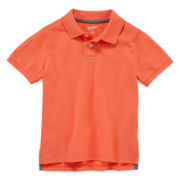 Arizona Piqué Polo – Preschool Boys 4-7