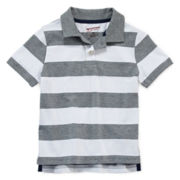 Arizona Striped Polo – Preschool Boys 4-7