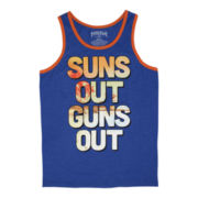 Suns Out Guns Out Graphic Tank Top