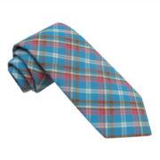 Stafford® Bright Plaid Tie