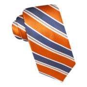 Stafford® Doyle Striped Silk Tie