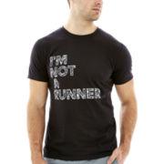 adidas® Not a Runner Tee
