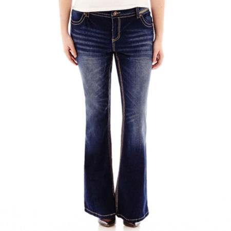 Ariya Flare Jeans - Plus