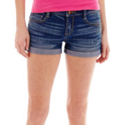 Arizona Roll-Cuff Jean Shorts