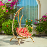 Santa Fe Wooden Hanging Chair