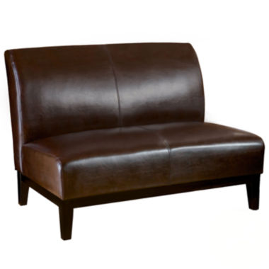 jcpenney.com | Joseph Bonded Leather Settee