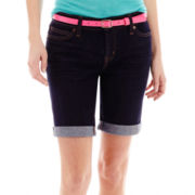 Stylus™ Denim Bermuda Shorts