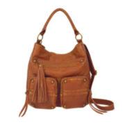 Arizona Rachel Cargo Hobo Bag