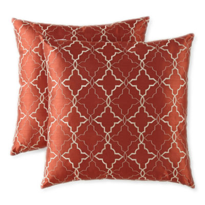 JCPenney Home Ogee 2 Pack Decorative Pillows JCPenney