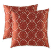 JCPenney Home™ Ogee 2-pk. Decorative Pillows