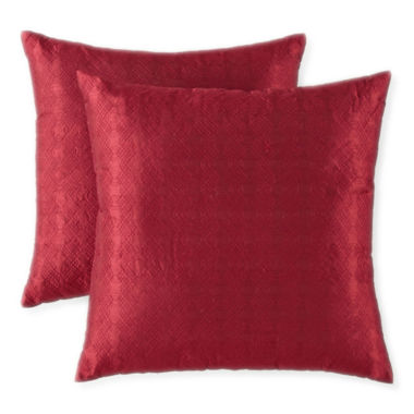 jcpenney.com | JCPenney Home™ Fontaine 2-Pack Decorative Pillows