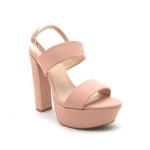 Qupid Beat-44 Womens Pumps