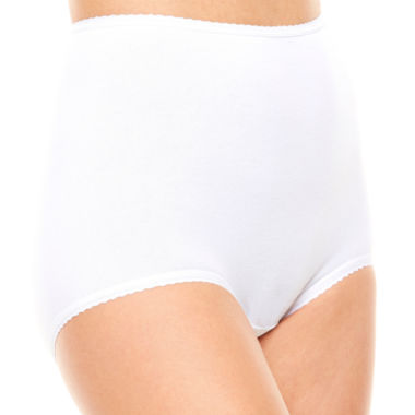 jcpenney.com | Bali Cool Cotton Skimp Skamp Brief Panty-2332