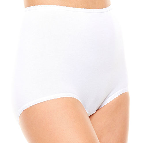 Bali Cool Cotton Skimp Skamp Brief Panty-2332