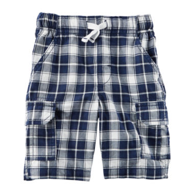 jcpenney.com | Carter's Pull-On Shorts Toddler Boys