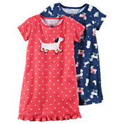 Pajamas Girls 4 6x For Kids Jcpenney