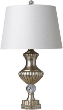 jcpenney.com | Décor 140 Vinton 15x15x26 Indoor Table Lamp - Gold