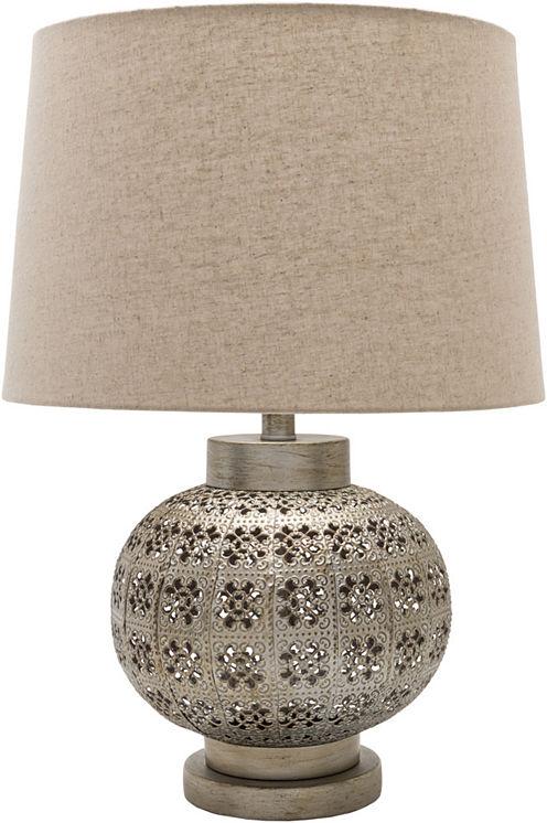 Décor 140 Zahra 23x16x16 Indoor Table Lamp - Gold