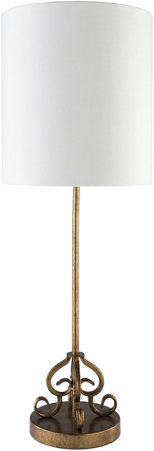Décor 140 Adami 28x10x10 Indoor Table Lamp - Gold
