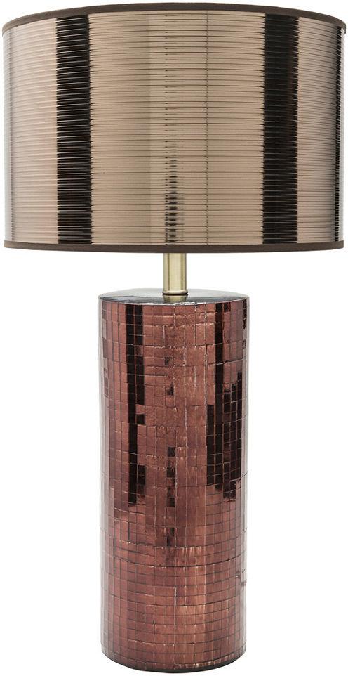 Décor 140 Armiger 26.5x14x14 Indoor Table Lamp -Brown