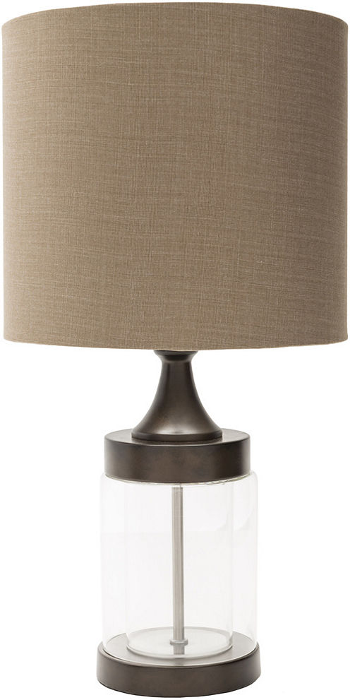 Décor 140 Askvig 21x11x11 Indoor Table Lamp - Brown