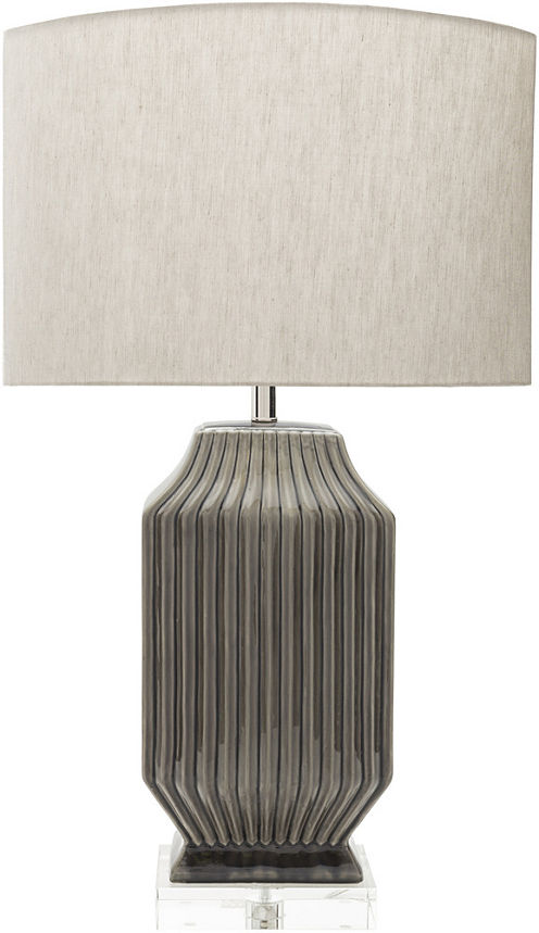 Décor 140 Jadin 34.5x19x11.75 Indoor Table Lamp -Brown