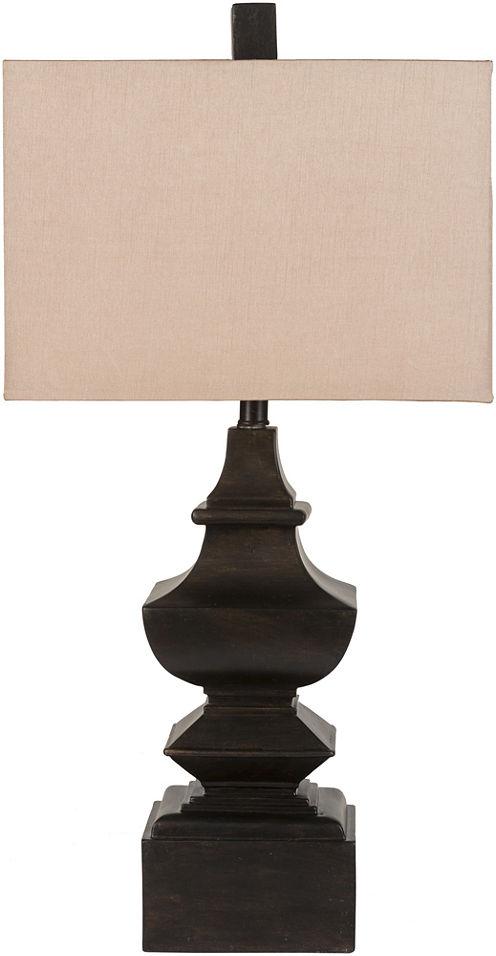 Décor 140 Jansky 30x16x9 Indoor Table Lamp - Brown