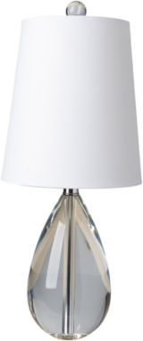 jcpenney.com | Décor 140 Kenefick 8x8x19 Indoor Table Lamp - White