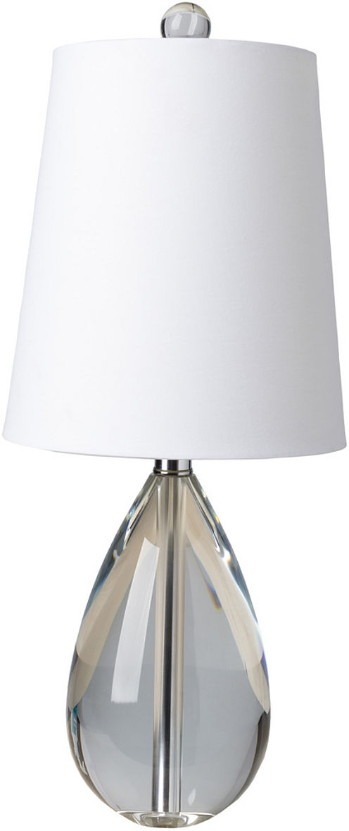 Décor 140 Kenefick 8x8x19 Indoor Table Lamp - White