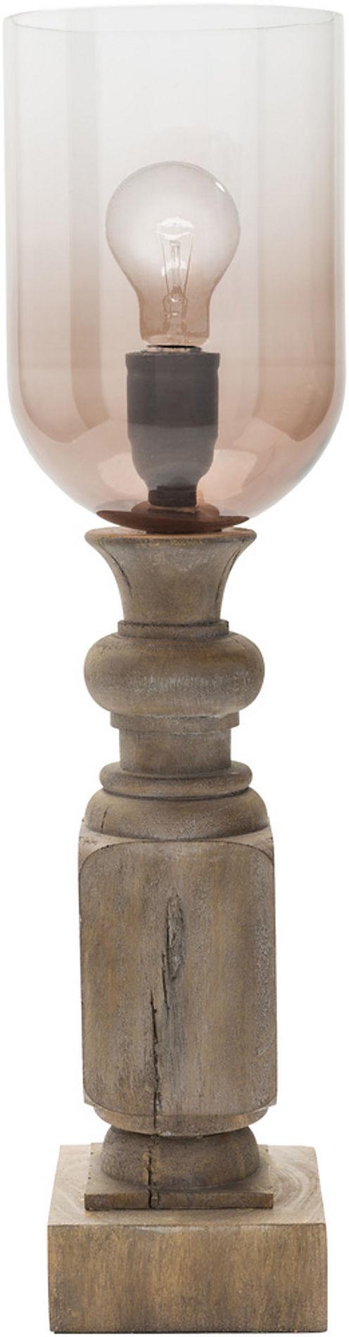 Décor 140 Lavarone 23x6x6 Indoor Table Lamp - Brown