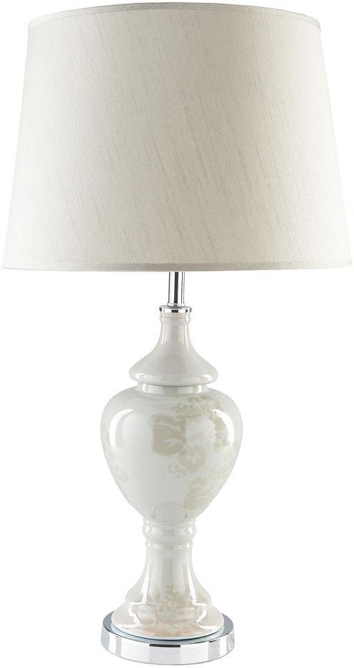 Décor 140 Schmidt 25x13.75x13.75 Indoor Table Lamp - Grey