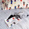Scribble Dancers Pillowcases