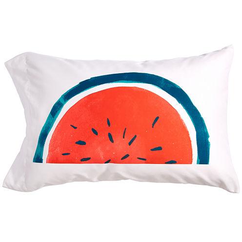 Scribble Watermelon Pillowcases