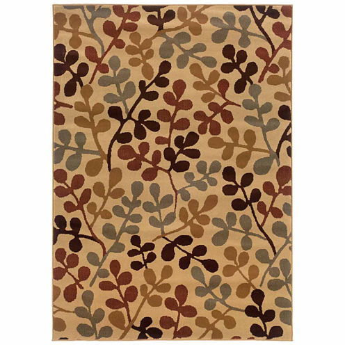 Covington Home Lily Rectangular Rug