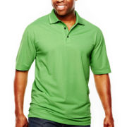 IZOD® Solid Piqué Performance Polo-Big & Tall