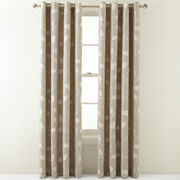 MarthaWindow™ Hampton Grommet-Top Curtain Panel