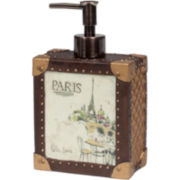 Creative Bath™ I Love Paris Soap Dispenser