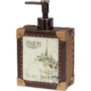 Creative Bath™ I Love Paris Soap Dispenser