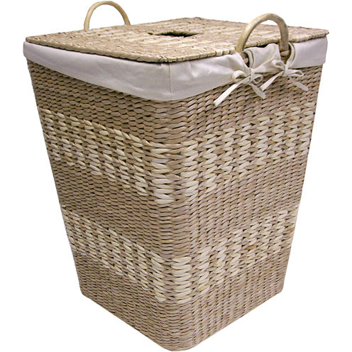 Creative Bath™ Arcadia Hamper with Liner