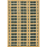 Martha Stewart Rugs™ Colorweave Plaid Rectangular Rugs – Cornucopia Gold