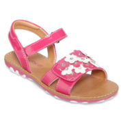 Okie Dokie® Petunia  Girls Sandals - Toddler