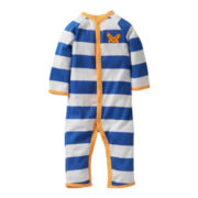 Carter's® Crab Footless Sleep & Play - Boys newborn-9m