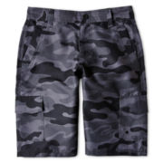 Burnside® Camouflage Print Shorts - Boys 5-20