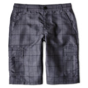 Burnside® Plaid Print Shorts - Boys 5-20