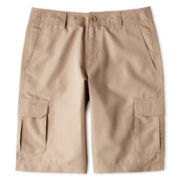 Burnside® Microfiber Cargo Shorts - Boys 5-20