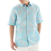 Havenera® Button-Front Shirt