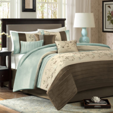 jcpenney.com | Madison Park Grace 7-pc. Comforter Set