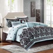 Madison Park Kelsey 7-pc. Comforter Set